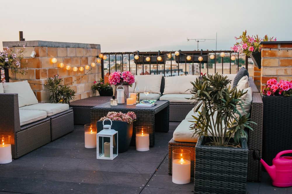 Cómo decorar tu terraza para esta primavera-verano 2021